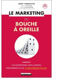 LE MARKETING DU BOUCHE A OREILLE - OCCASION