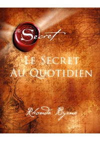 LE SECRET AU QUOTIDIEN - OCCASION
