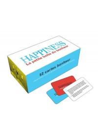 HAPPINESS : LA PETITE BOITE DU BONHEUR - OCCASION