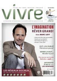 MAGAZINE VIVRE - MARS 2014
