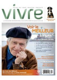 MAGAZINE VIVRE - NOVEMBRE 2014