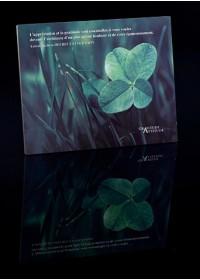 CHEVALET - L'APPRECIATION ET LA GRATITUDE (Modèle Trèfle)