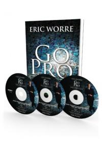 PACK GO PRO ERIC WORRE - LIVRE et COFFRET AUDIO 3 CDs