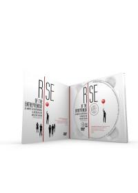 DVD RISE : LA MONTEE DES ENTREPRENEURS