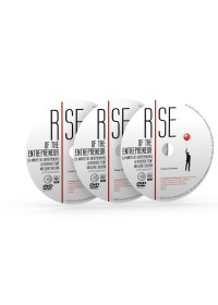 PACK 3 DVDs RISE : LA MONTEE DES ENTREPRENEURS