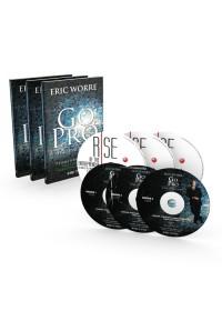 LOT DE 3 PACKS LUXE GO PRO ERIC WORRE : Livre + Audio 3CD + DVD Rise