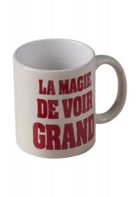 MUG MAGIQUE COLLECTOR - LA MAGIE DE VOIR GRAND