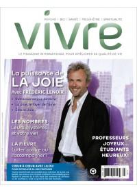 MAGAZINE VIVRE - JANVIER FEVRIER 2016