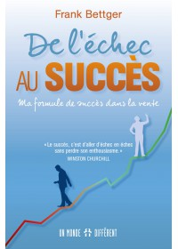 DE L'ECHEC AU SUCCES