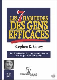 CD - LES 7 HABITUDES DES GENS EFFICACES