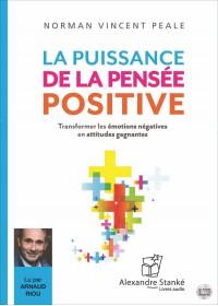 CD - LA PUISSANCE DE LA PENSEE POSITIVE
