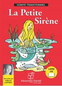 LA PETITE SIRENE - LIVRE ET CD AUDIO - CONTE POUR ENFANT