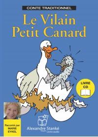 LE VILAIN PETIT CANARD - LIVRE ET CD AUDIO - CONTE POUR ENFANT