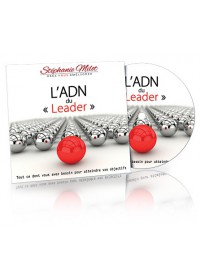 L' ADN DU LEADER - CD audio MP3