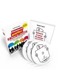 PACK COMMUNICATION : LIVRE + LIVRE AUDIO CD