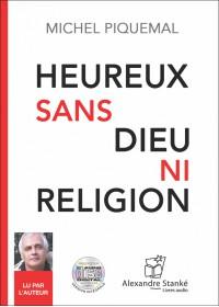 CD - HEUREUX SANS DIEU NI RELIGION
