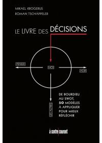 LE LIVRE DES DECISIONS