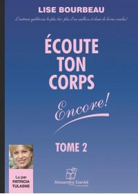 CD - ECOUTE TON CORPS ENCORE - TOME 2