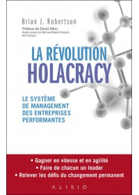 LA REVOLUTION HOLACRACY - OCCASION