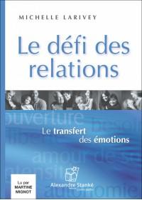 CD - LE DEFI DES RELATIONS