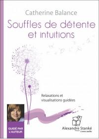 CD - SOUFFLES DE DETENTE ET INTUITIONS