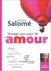 CD - VOYAGE AUX PAYS DE L'AMOUR