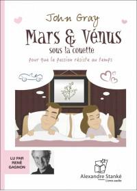 CD - MARS ET VENUS SOUS LA COUETTE