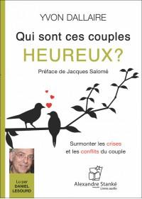 CD - QUI SONT CES COUPLES HEUREUX ?