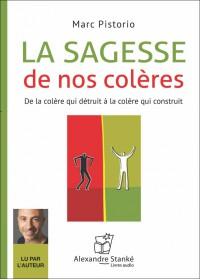 CD - LA SAGESSE DE NOS COLERES