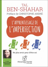 CD - L'APPRENTISSAGE DE L'IMPERFECTION