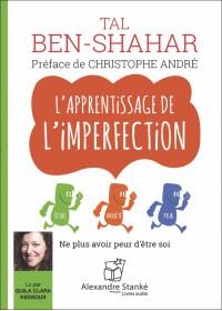 CD - L'APPRENTISSAGE DE L'IMPERFECTION