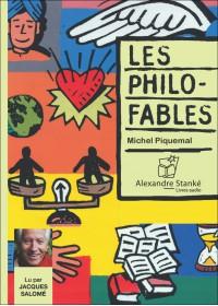 CD - LES PHILO-FABLES