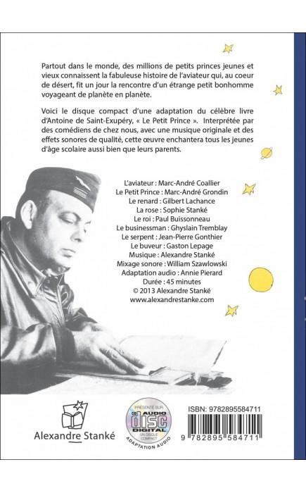 Cd Le Petit Prince