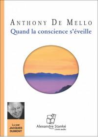 CD - QUAND LA CONSCIENCE S'ÉVEILLE