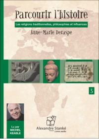 CD - PARCOURIR L'HISTOIRE 5
