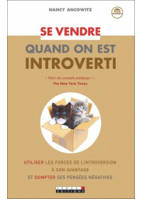 SE VENDRE QUAND ON EST INTROVERTI - OCCASION