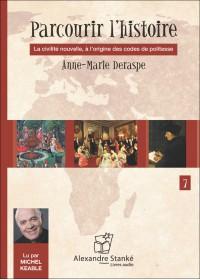 CD - PARCOURIR L'HISTOIRE 7