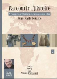CD - PARCOURIR L'HISTOIRE 2
