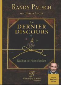 CD - LE DERNIER DISCOURS
