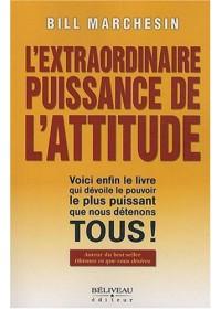 L'EXTRAORDINAIRE PUISSANCE DE L'ATTITUDE - OCCASION