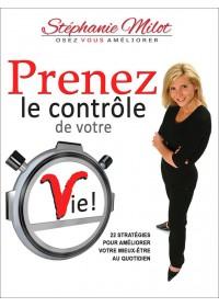 PRENEZ LE CONTROLE DE VOTRE VIE - COFFRET 5 DVD ET 1 CD