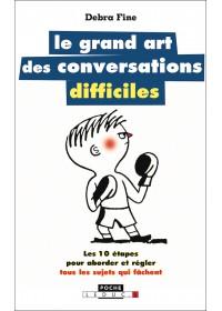 LE GRAND ART DES CONVERSATIONS DIFFICILES - Numérique
