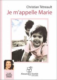 CD - JE M'APPELLE MARIE