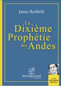 LA DIXIEME PROPHÉTIE DES ANDES - Audio Numérique