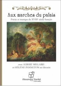 AUX MARCHES DU PALAIS - Audio Numérique