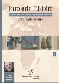 PARCOURIR L'HISTOIRE 2 - Audio Numérique