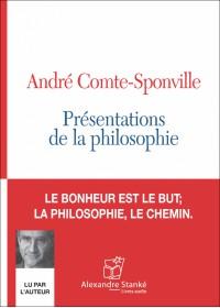 PRESENTATIONS DE LA PHILOSOPHIE - Andre Comte Sponville - Audio Numerique