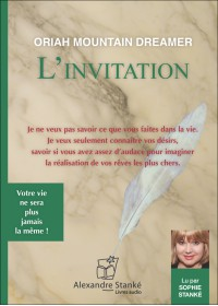 L'INVITATION - Oriah Mountain Deamer - Audio Numerique