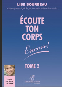 ÉCOUTE TON CORPS, ENCORE  ! - TOME 2 - Audio Numérique