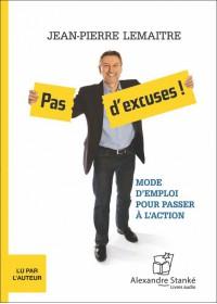PAS D'EXCUSES - Jean Pierre Lemaitre - Audio Numerique